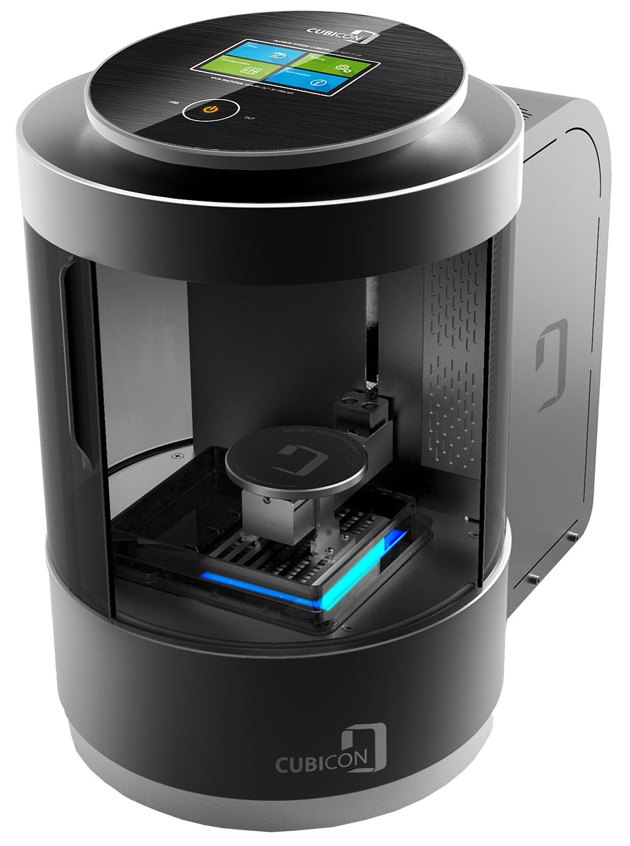 DLP printer