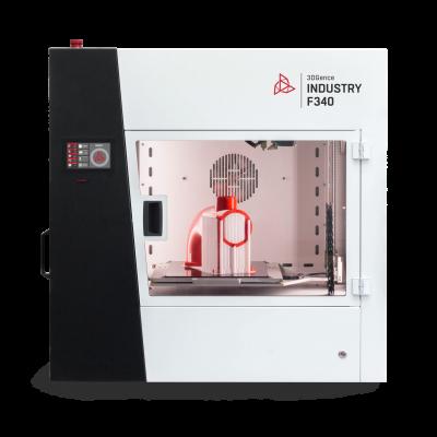 FDM printers voor hoge temperatuur materialen