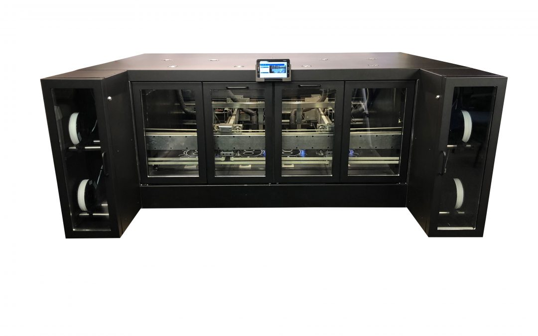 AMR Europe launches a new industrial 3D printer