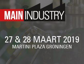 Main Industry beurs in Groningen