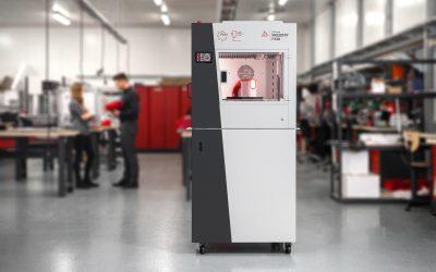 Professioneel printen: praktijkervaringen met de 3DGence F340