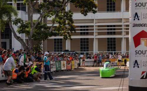 TopDutch Solar Racing Team snelste kwalificatie ronde