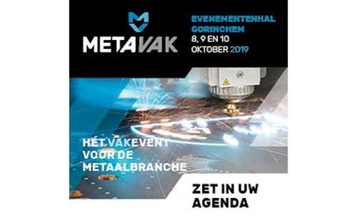 Bezoek AMR Europe tijdens de METAVAK 2019