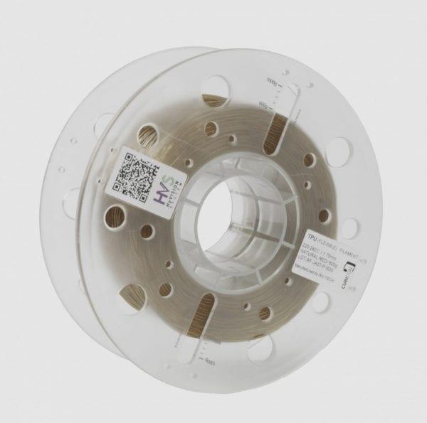 Filament 600gr TPU Transparant