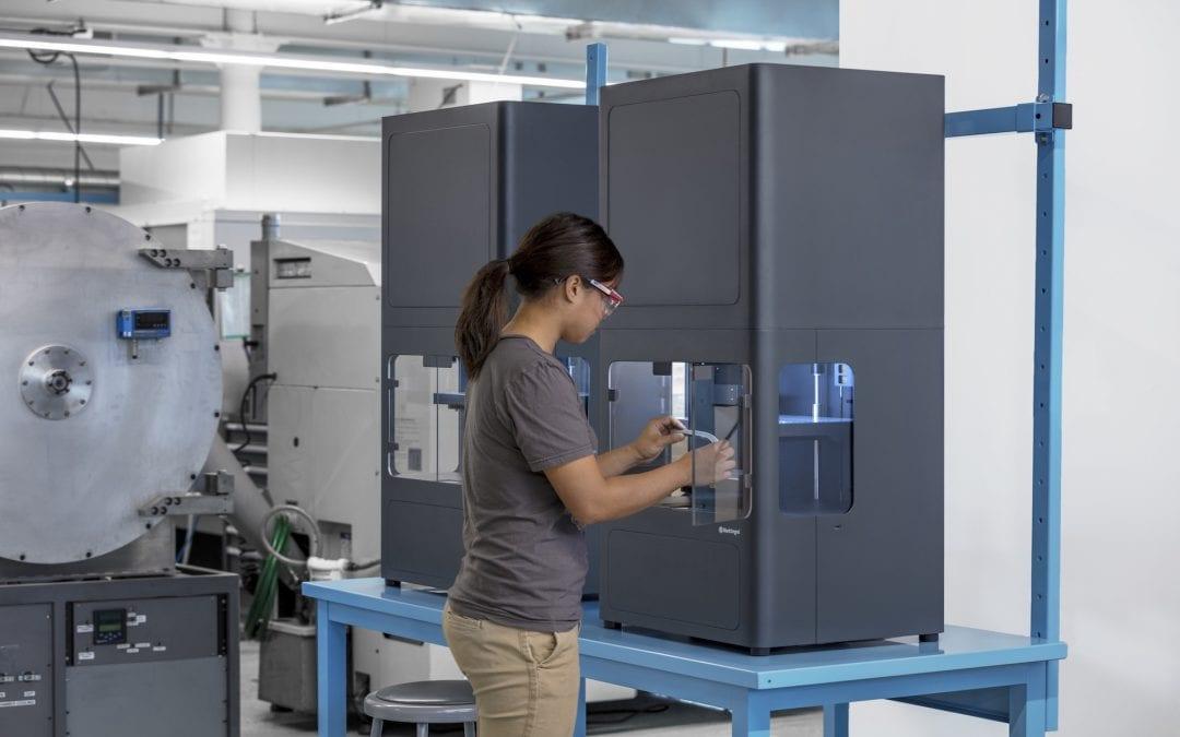 Hoe werkt een 3D printer?