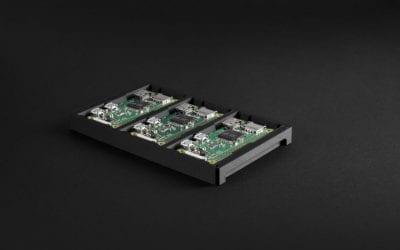 Onyx ESD voor de industriële 3D printers van Markforged
