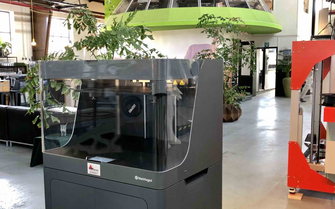 AMR Europe Markforged X7 Industrial printer voor 3D Makers Zone