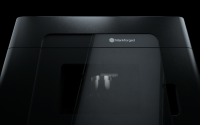 Markforged Introduces the FX20 – a beast of a machine